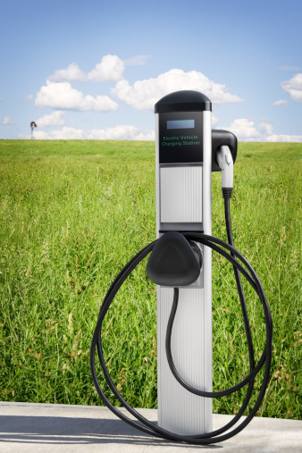 Mill「Electric Vehicle Charging Station」:スマホ壁紙(2)