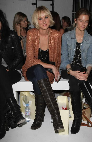 キンバリー・スチュワート「Sass & Bide Front Row: Spring/Summer 2010 - London Fashion Week」:写真・画像(11)[壁紙.com]