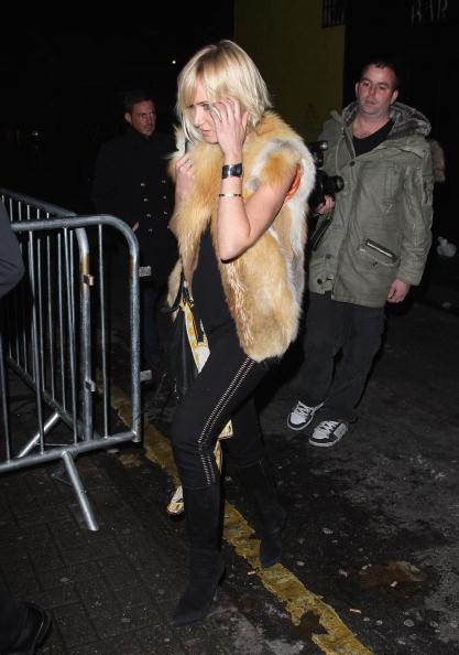 キンバリー・スチュワート「Rihanna Album Launch - Party Arrivals」:写真・画像(14)[壁紙.com]