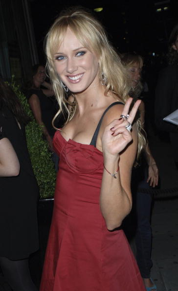 Kimberly Stewart「MAC and Zandra Rhodes Make-up launch party」:写真・画像(7)[壁紙.com]