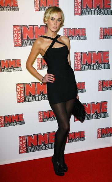 キンバリー・スチュワート「Shockwaves NME Awards 2008 - Arrivals」:写真・画像(11)[壁紙.com]