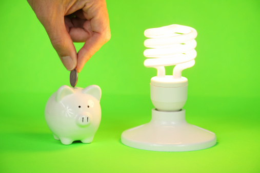 Human Hand「Money Saving CFL Bulb」:スマホ壁紙(4)