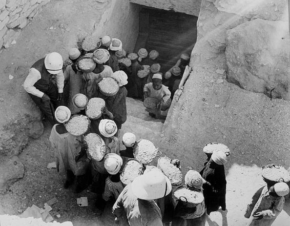 Ancient Civilization「Closing The Tomb Of Tutankhamun Valley Of The Kings Egypt February 1923」:写真・画像(11)[壁紙.com]