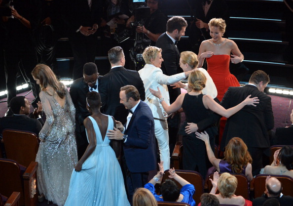Audience「86th Annual Academy Awards - Show」:写真・画像(19)[壁紙.com]