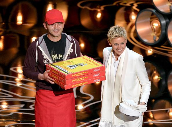 Pizza「86th Annual Academy Awards - Show」:写真・画像(8)[壁紙.com]
