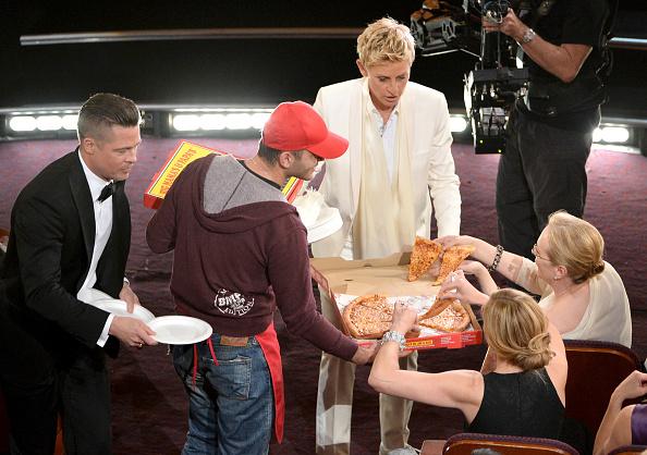 Pizza「86th Annual Academy Awards - Show」:写真・画像(9)[壁紙.com]