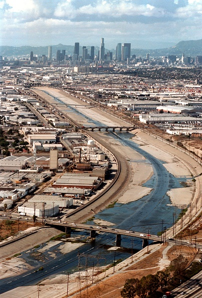 Cement「Plans Underway to Partially Restore the Los Angeles River」:写真・画像(12)[壁紙.com]
