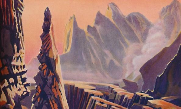 Geology「Mercurys Perpetual Day C」:写真・画像(9)[壁紙.com]