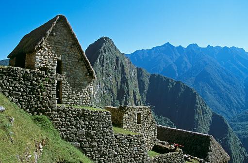 Bolivian Andes「Inca ruins, Machu Picchu, Peru」:スマホ壁紙(16)