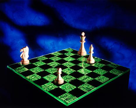 Struggle「Electronic chess / Artificial intelligence」:スマホ壁紙(0)