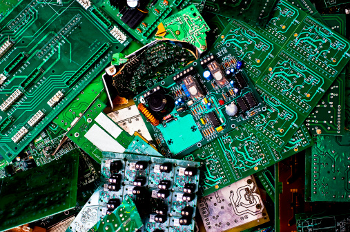 Mother Board「Electronic waste to be recycled」:スマホ壁紙(18)