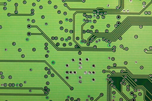 Soldered「Electronic circuit board background」:スマホ壁紙(3)