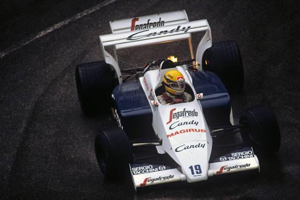 アイルトン・セナ「Ayrton Senna, Grand Prix Of Monaco」:写真・画像(8)[壁紙.com]