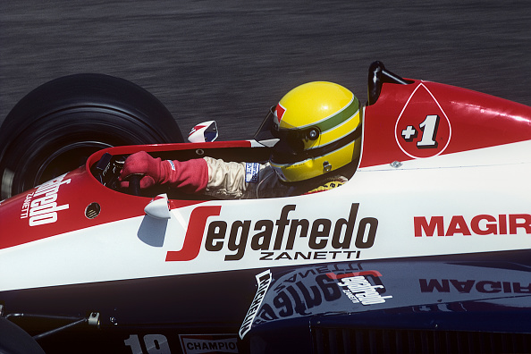 Grand Prix Motor Racing「Ayrton Senna, Grand Prix Of Dallas」:写真・画像(1)[壁紙.com]