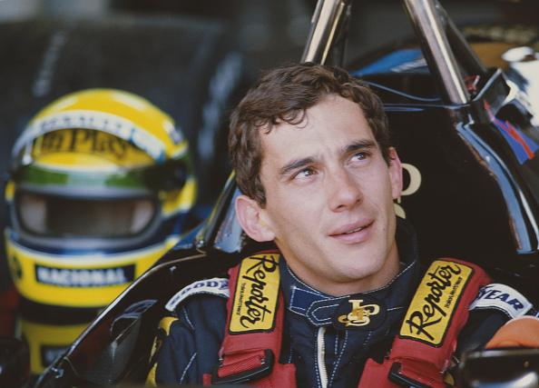 Ayrton Senna「Grand Prix of Brazil」:写真・画像(1)[壁紙.com]
