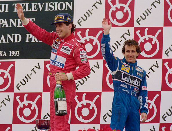 Ayrton Senna「Grand Prix of Japan」:写真・画像(8)[壁紙.com]