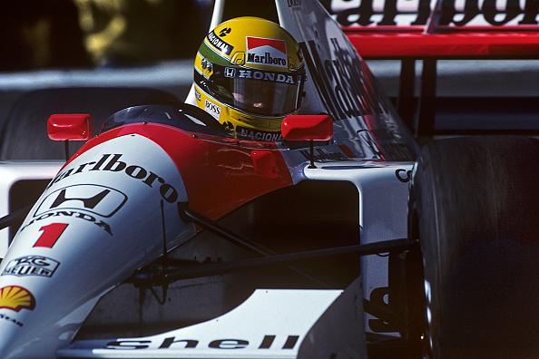 F1グランプリ「Ayrton Senna, Grand Prix Of Monaco」:写真・画像(5)[壁紙.com]