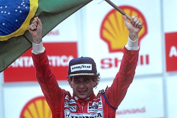 Ayrton Senna「Ayrton Senna, Grand Prix Of Brazil」:写真・画像(11)[壁紙.com]