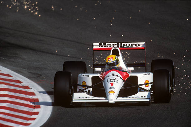 Ayrton Senna, Grand Prix Of Belgium:ニュース(壁紙.com)
