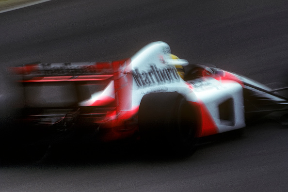 Japanese Formula One Grand Prix「Ayrton Senna, Grand Prix Of Japan」:写真・画像(3)[壁紙.com]