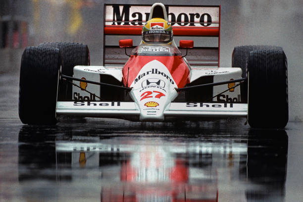 Ayrton Senna, Grand Prix Of The United States:ニュース(壁紙.com)