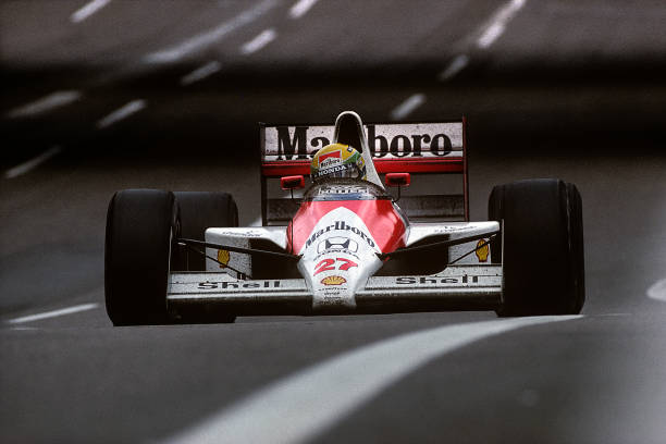 Ayrton Senna, Grand Prix Of The United States:ニュース(壁紙.com)