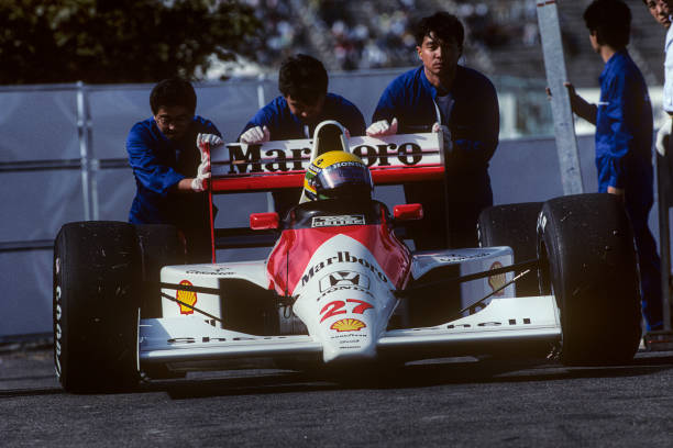 Ayrton Senna, Grand Prix Of Japan:ニュース(壁紙.com)