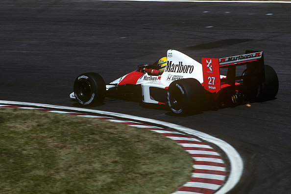 Japanese Formula One Grand Prix「Ayrton Senna, Grand Prix Of Japan」:写真・画像(19)[壁紙.com]