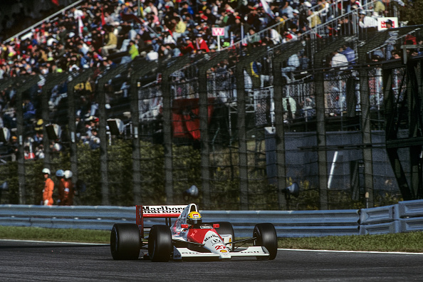 Japanese Formula One Grand Prix「Ayrton Senna, Grand Prix Of Japan」:写真・画像(16)[壁紙.com]