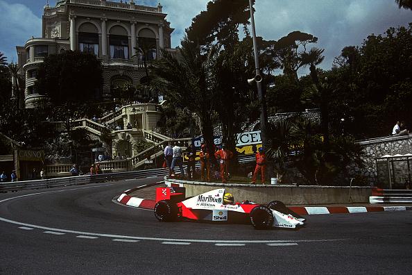 Monaco「Ayrton Senna, Grand Prix Of Monaco」:写真・画像(13)[壁紙.com]