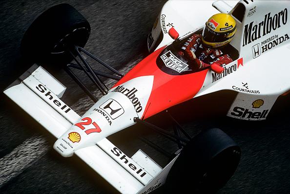 モナコ公国「Ayrton Senna, Grand Prix Of Monaco」:写真・画像(8)[壁紙.com]