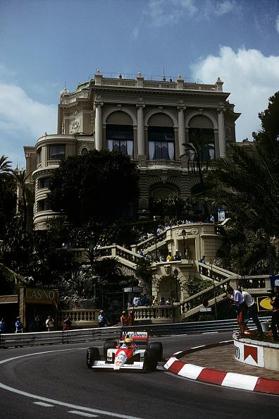 McLaren-Honda Racing Team「Ayrton Senna, Grand Prix Of Monaco」:写真・画像(7)[壁紙.com]