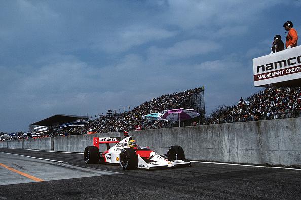 Suzuka「Ayrton Senna, Grand Prix Of Japan」:写真・画像(7)[壁紙.com]