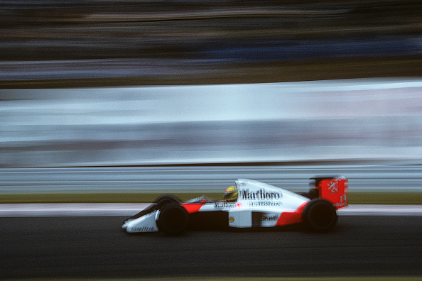Japan「Ayrton Senna, Grand Prix Of Japan」:写真・画像(12)[壁紙.com]