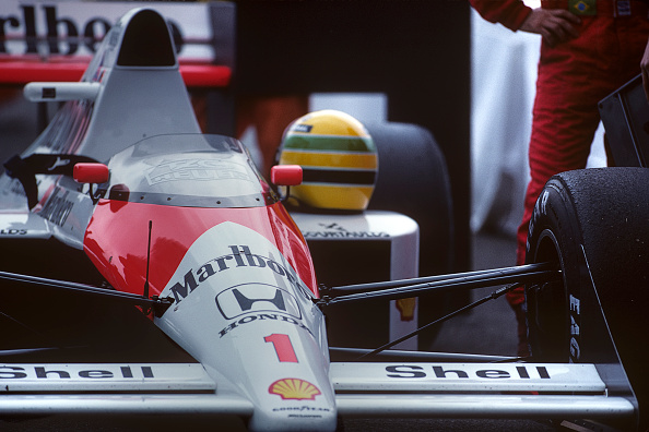 アイルトン・セナ「Ayrton Senna, Grand Prix Of Japan」:写真・画像(3)[壁紙.com]