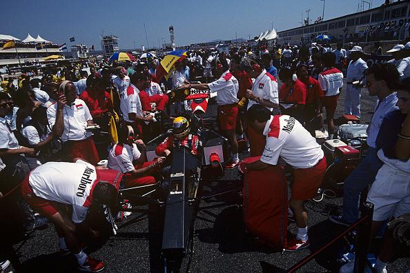 McLaren-Honda Racing Team「Ayrton Senna, Grand Prix Of France」:写真・画像(15)[壁紙.com]