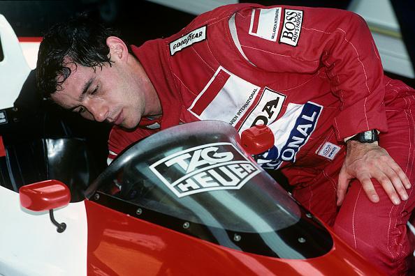 ハンガロリンク「Ayrton Senna, Grand Prix Of Hungary」:写真・画像(14)[壁紙.com]