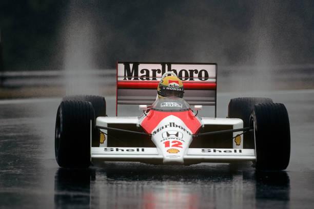 Ayrton Senna, Grand Prix Of Hungary:ニュース(壁紙.com)