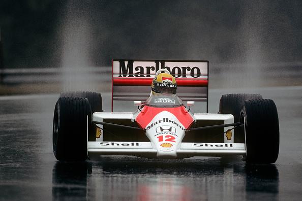 McLaren F1 Team「Ayrton Senna, Grand Prix Of Hungary」:写真・画像(3)[壁紙.com]