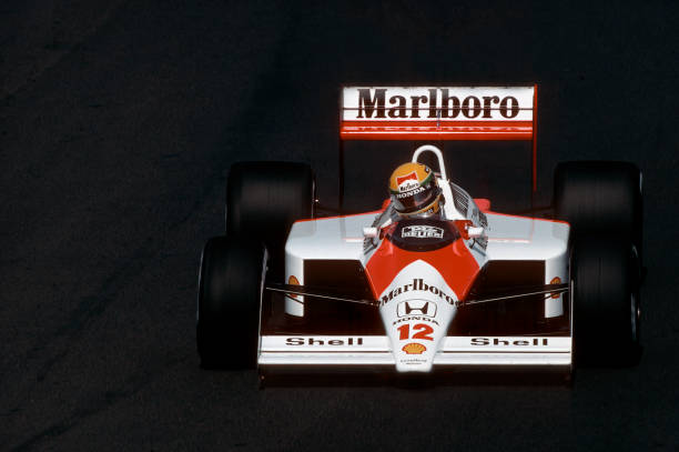 Ayrton Senna, Grand Prix Of Hungary:ニュース(壁紙.com)