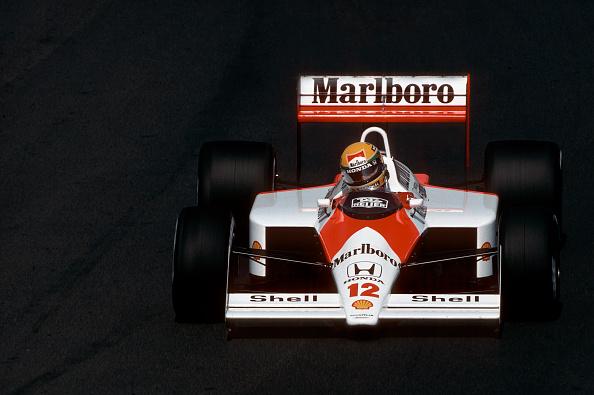 McLaren F1 Team「Ayrton Senna, Grand Prix Of Hungary」:写真・画像(2)[壁紙.com]
