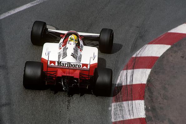 McLaren-Honda Racing Team「Ayrton Senna, Grand Prix Of Monaco」:写真・画像(19)[壁紙.com]