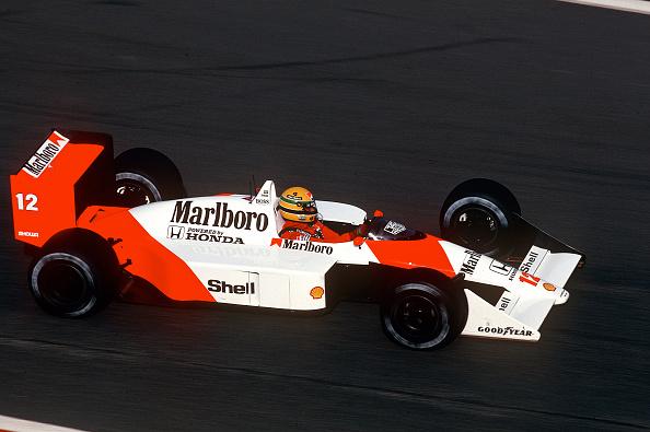 McLaren F1 Team「Ayrton Senna, Grand Prix Of Belgium」:写真・画像(19)[壁紙.com]