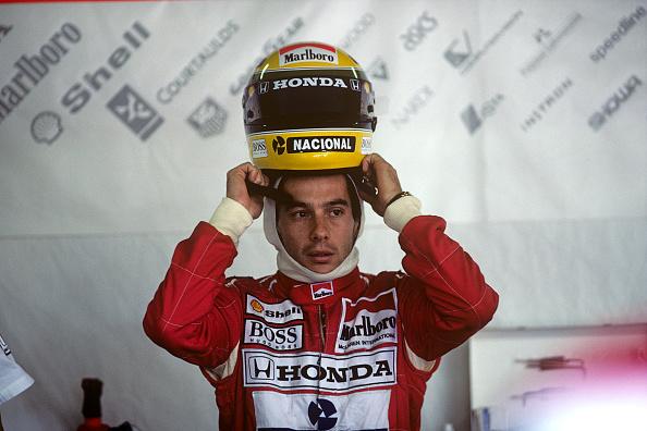 Ayrton Senna「Ayrton Senna, Grand Prix Of San Marino」:写真・画像(16)[壁紙.com]