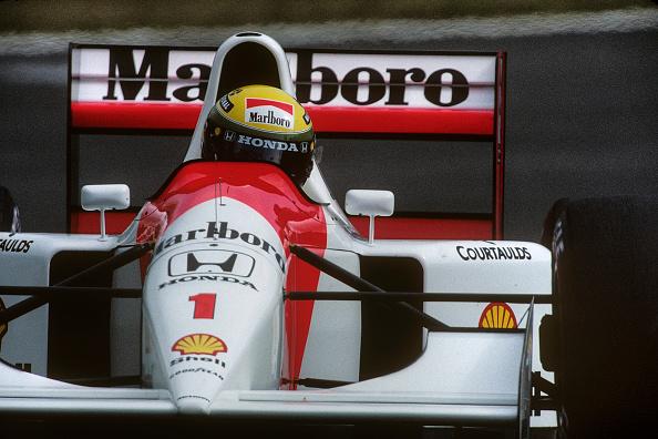 McLaren-Honda Racing Team「Ayrton Senna, Grand Prix Of Japan」:写真・画像(2)[壁紙.com]