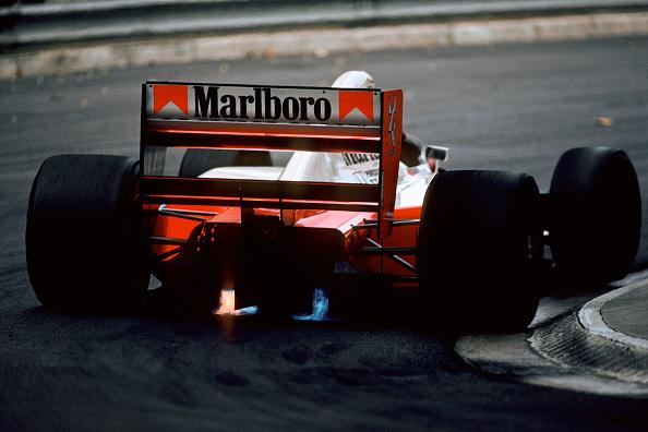 モナコ公国「Ayrton Senna, Grand Prix Of Monaco」:写真・画像(4)[壁紙.com]
