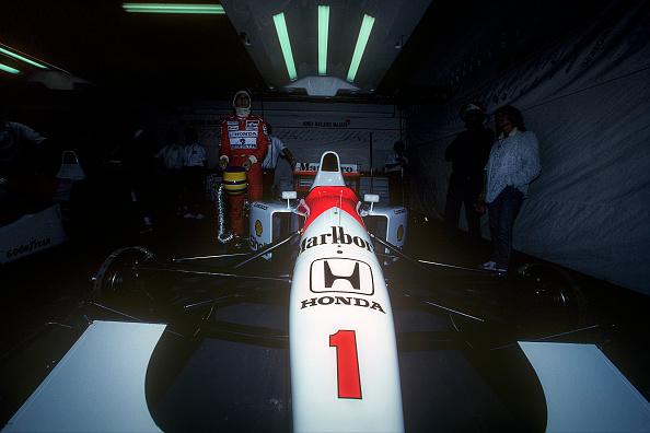 McLaren-Honda Racing Team「Ayrton Senna, Grand Prix Of Portugal」:写真・画像(8)[壁紙.com]