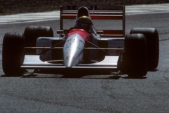 アイルトン・セナ「Ayrton Senna, Grand Prix Of Portugal」:写真・画像(4)[壁紙.com]