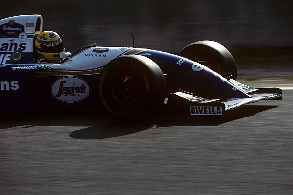 Grand Prix Motor Racing「Ayrton Senna, Grand Prix Of Pacific」:写真・画像(10)[壁紙.com]