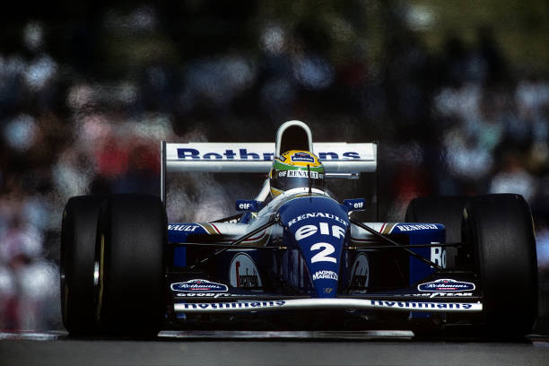 Ayrton Senna, Grand Prix Of San Marino:ニュース(壁紙.com)